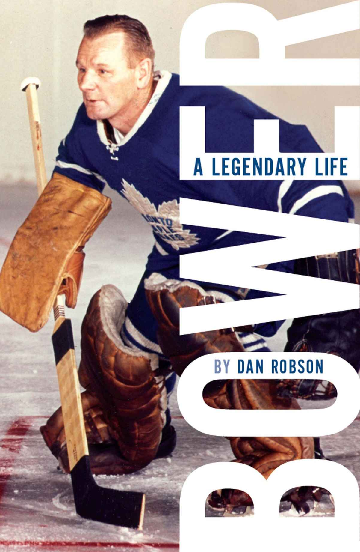 Cover for Bower: A Legendary Life