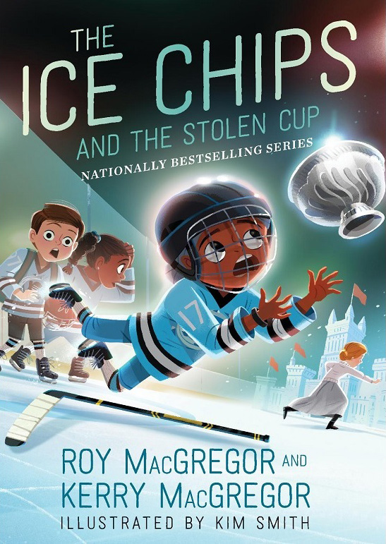 Cover for The Ice Chips and The Stolen Cup