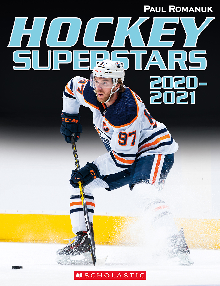 Cover of Hockey Superstars 2020-2021